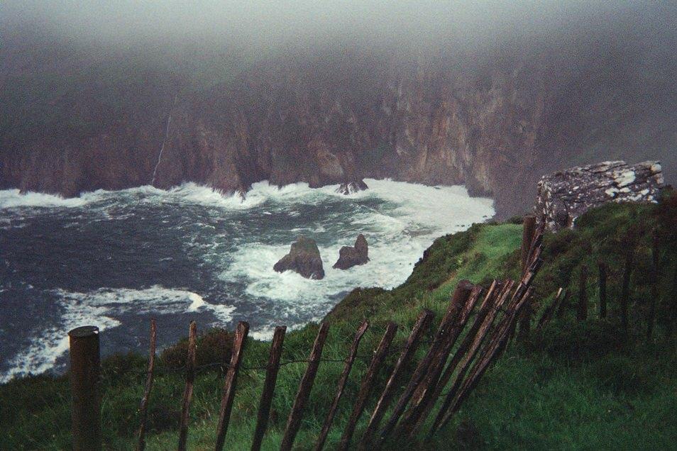 Slieve League (Sliabh Liag), Irlande