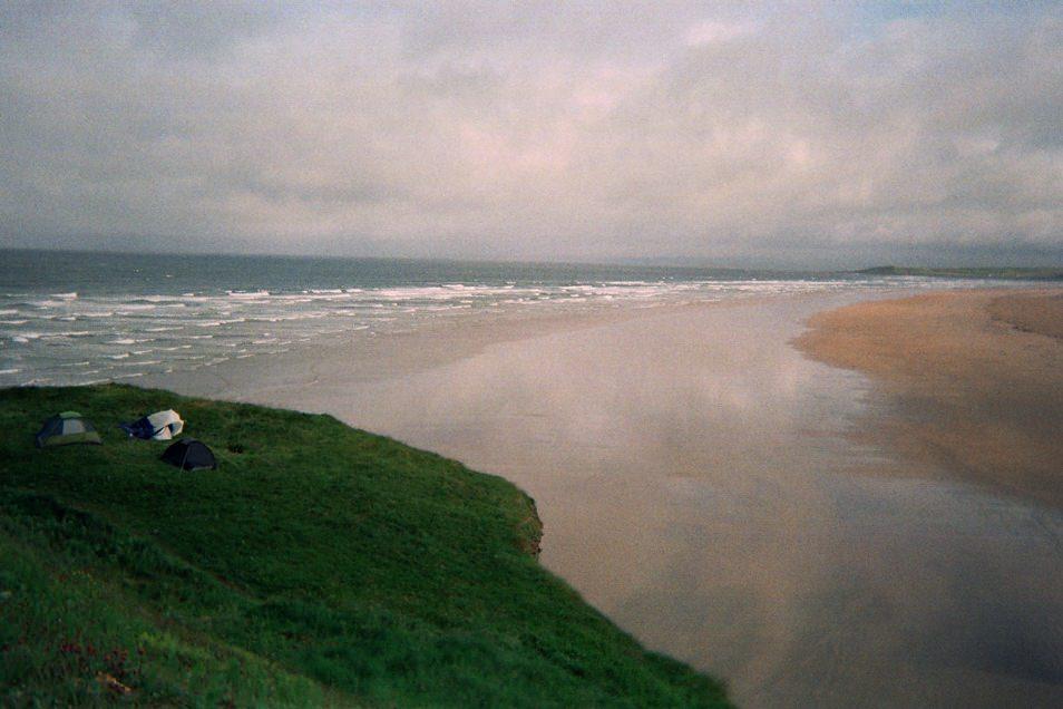 Bundoran beach, Irlande