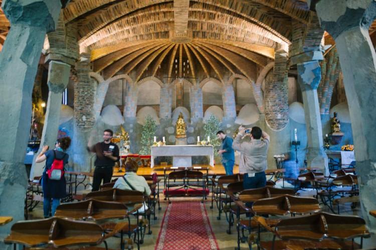 Eglise de la Colònia Güell