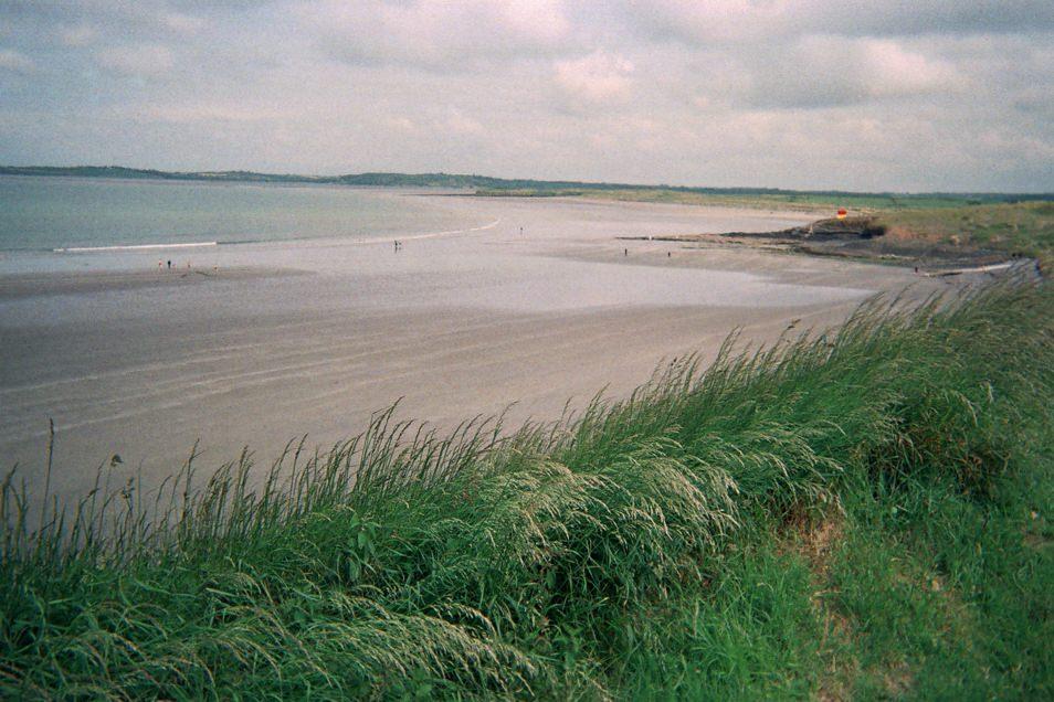 Plage en Irlande, Donegal