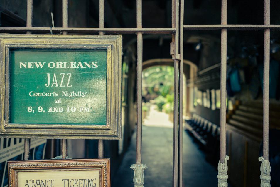 Jazz, French Quarter, New Orleans, Lousiana