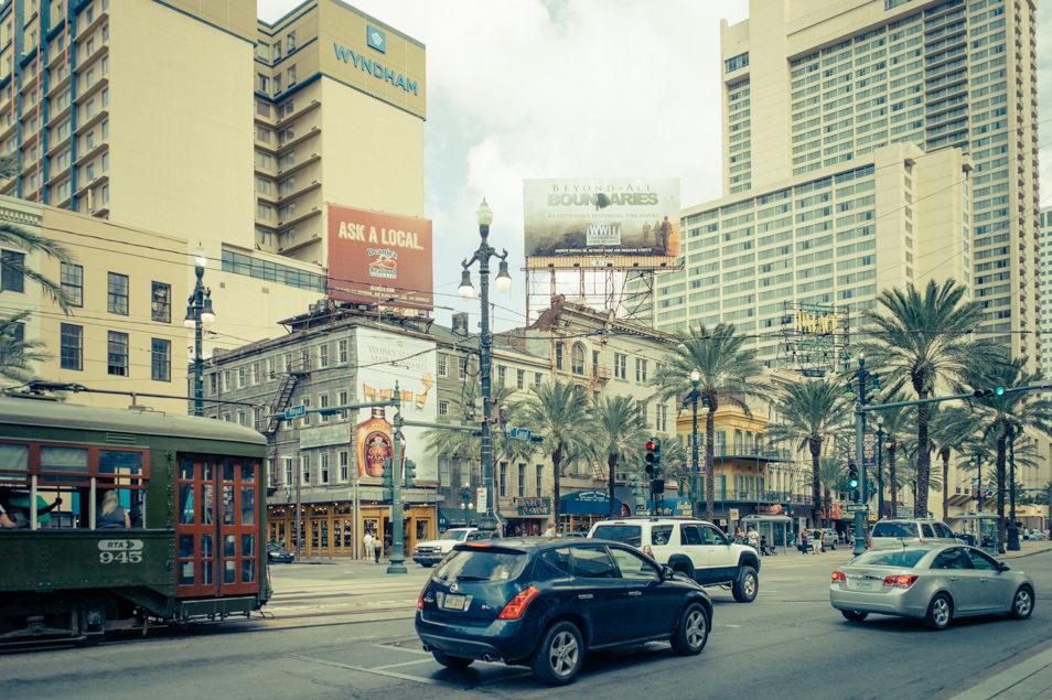Nouvelle Orléans, Louisiane