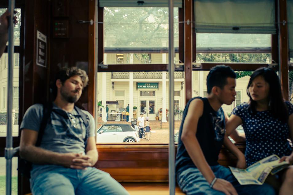 Streetcar, Nouvelle Orléans, Louisiane