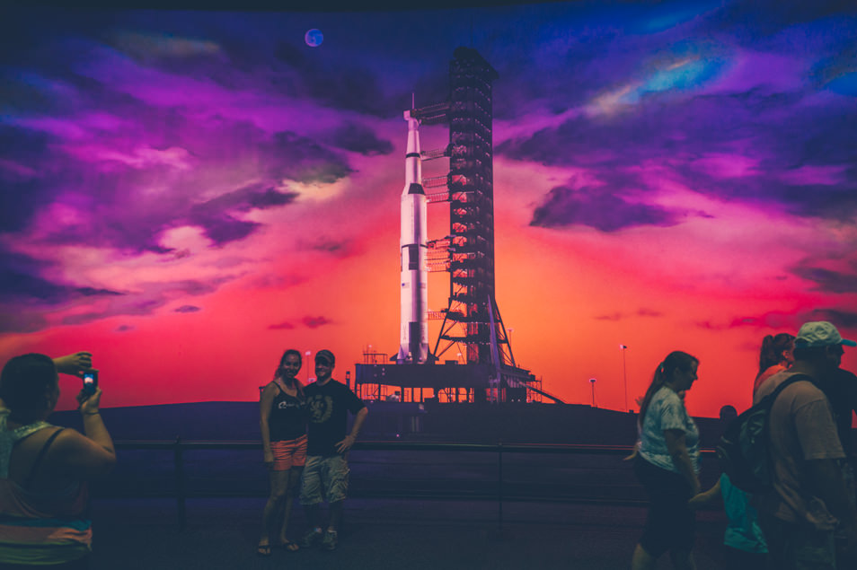 Kennedy Space Center, Floride