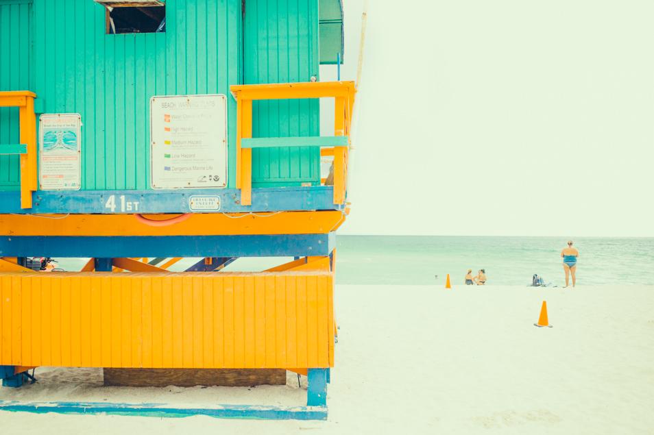 Miami Beach, Floride