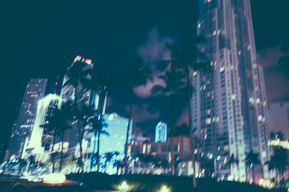 Downtown Miami, Floride