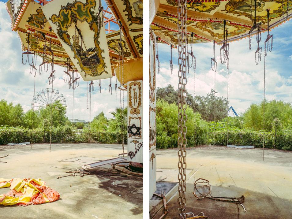 Six Flags, Nouvelle Orléans, Louisiane