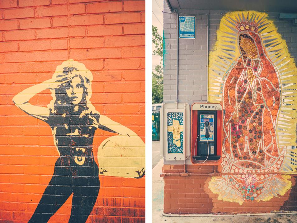 Street art, Austin, Texas