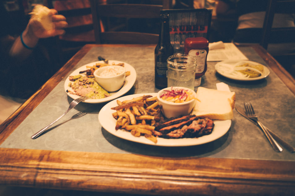 Stubb's BBQ, Austin, Texas