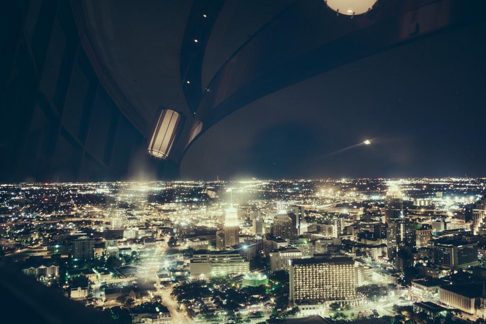 Tower of the Americas, San Antonio, Texas