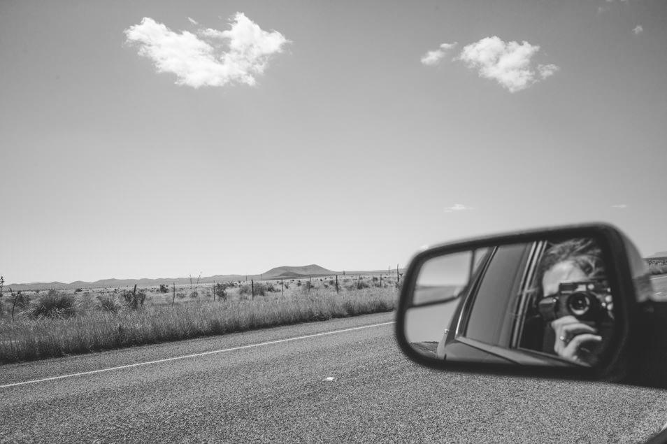 Road trip Texas USA