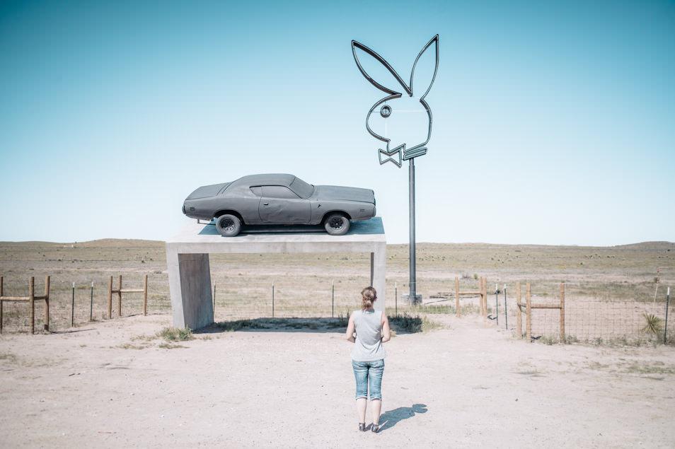 Playboy Marfa, Texas