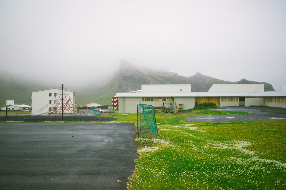 Iles Vestmann, Islande