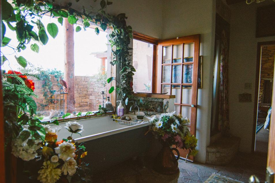Villa Terlingua Ghost Town