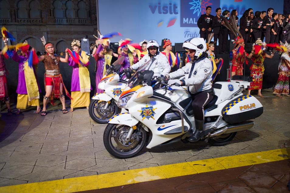 Polis Malaysia Kuala Lumpur