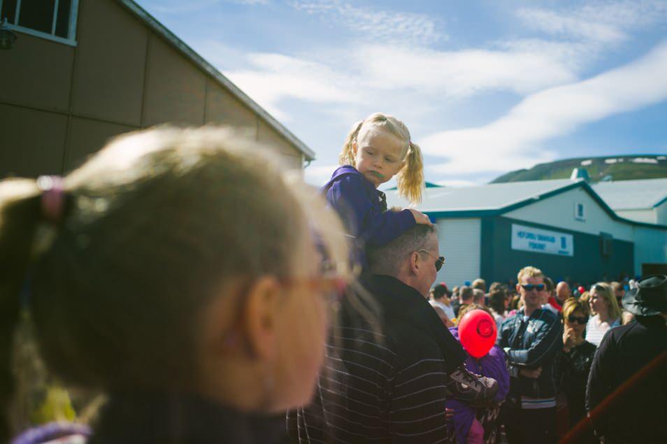 Great Fish Day, festival de poisson à Dalvík