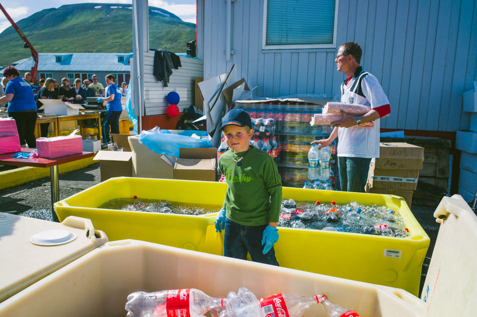 Great Fish Day, festival de poisson à Dalvík