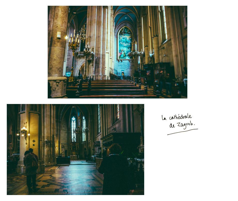 Carnet de voyage Zagreb