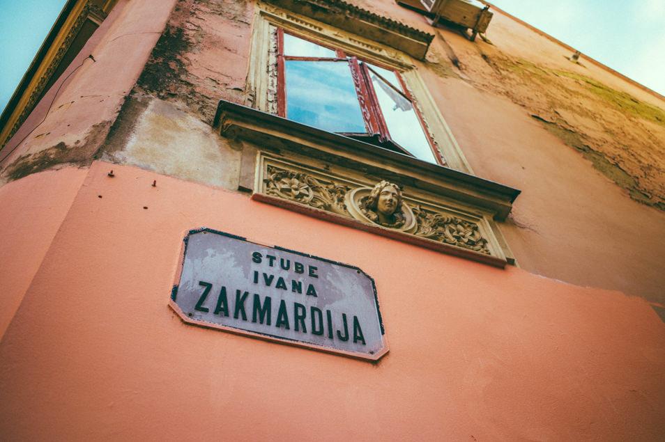 Week-end à Zagreb