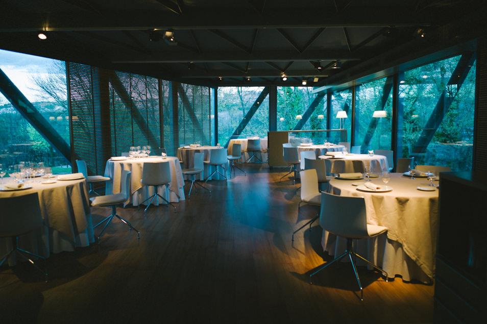 Restaurant l'Ô Món Sant Benet