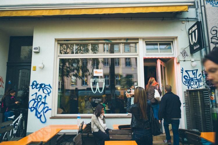 Restaurant W-Imbiss Berlin