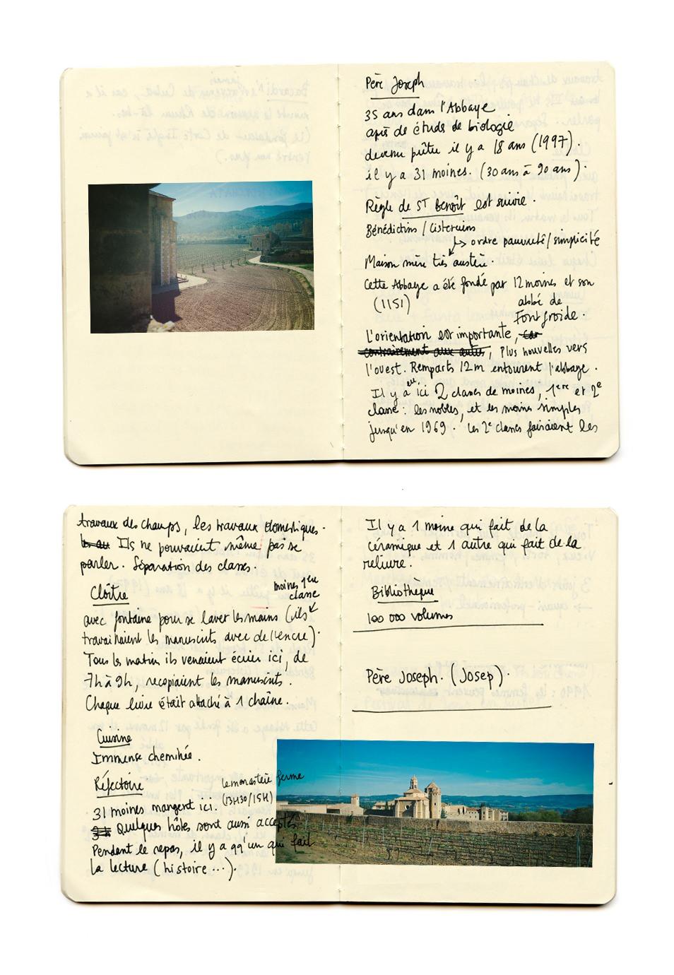 Carnet de voyage en Catalogne