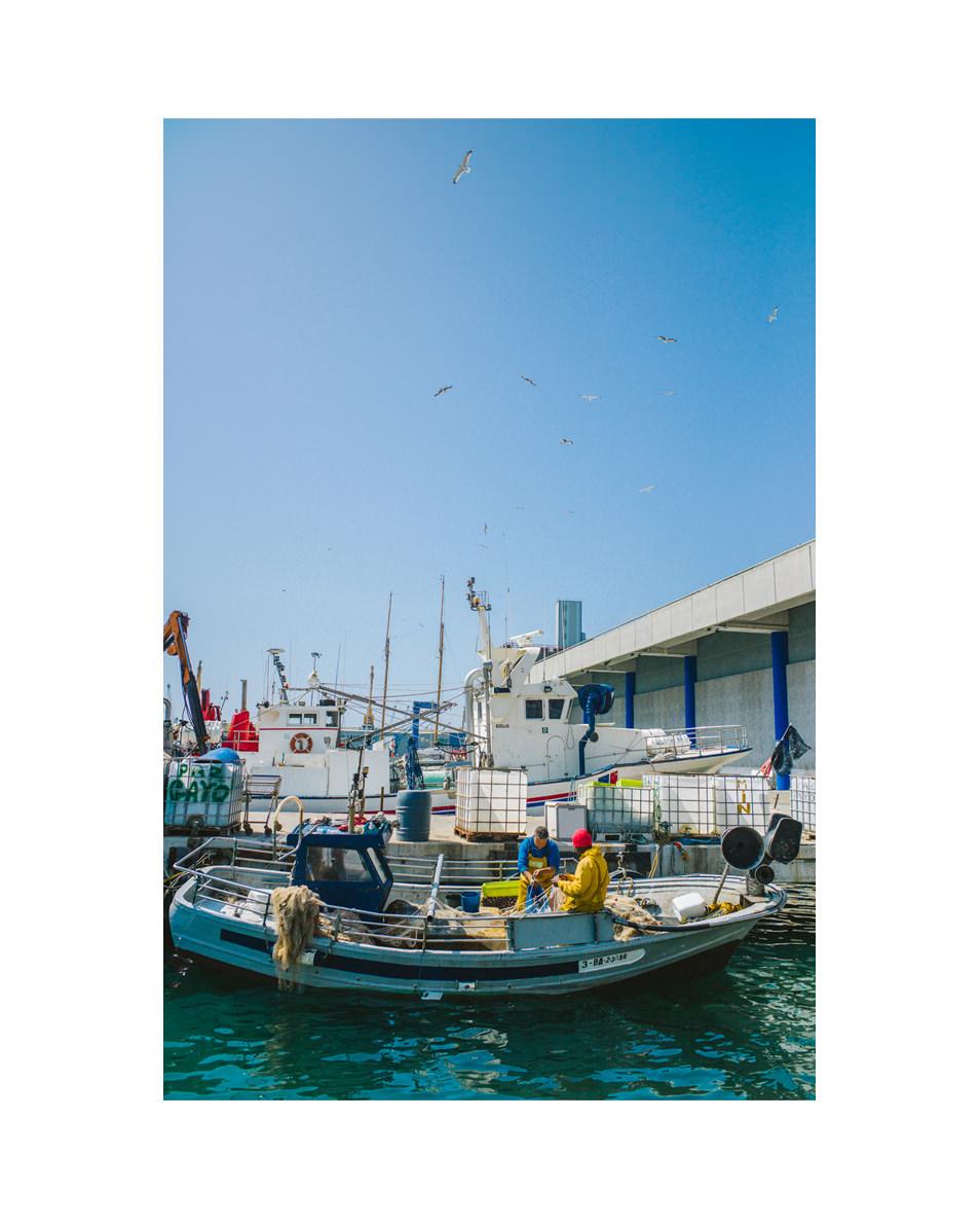 Port de Tarragone