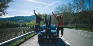 Road trip en Catalogne