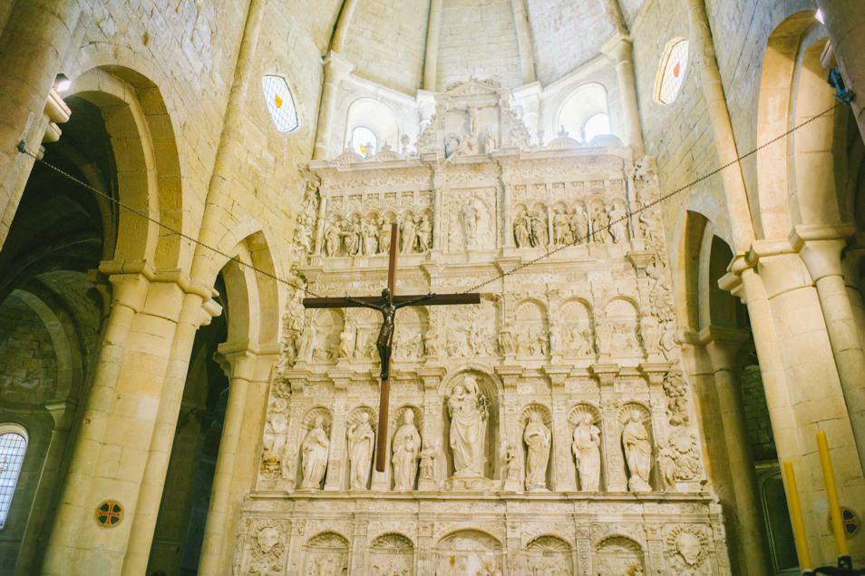 Abbaye de Poblet, Catalogne