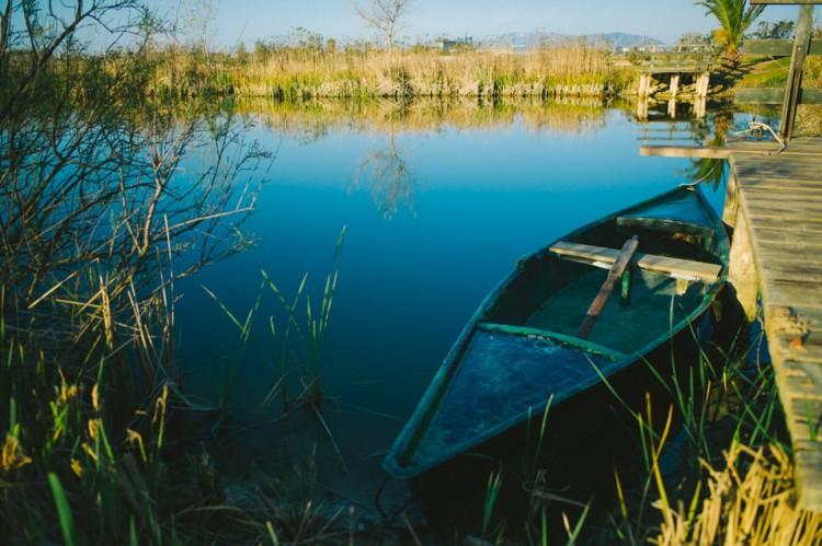 Barraca, Delta de l'Ebre, Catalogne
