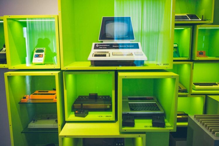Computerspielemuseum, musée du jeu vidéo Berlin