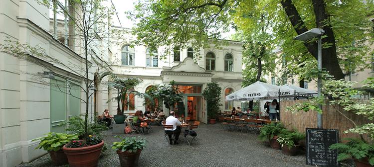 Brunch Cafe Rix Berlin