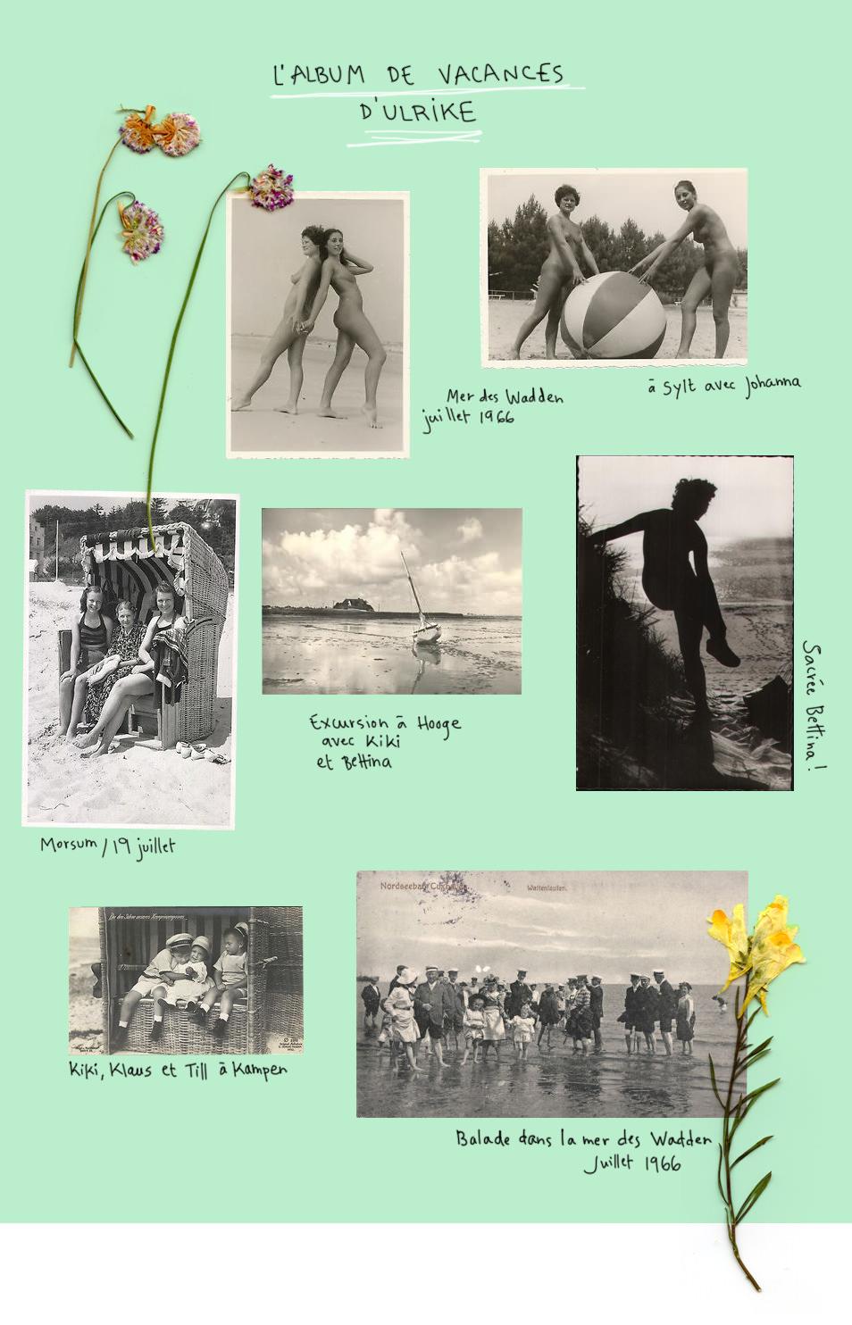 Carnet de voyage Sylt