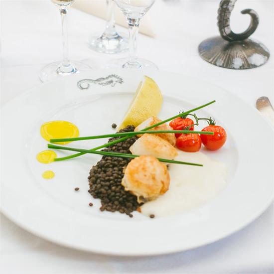 Samoa Seepferdchen, restaurant Sylt, bonne adresse