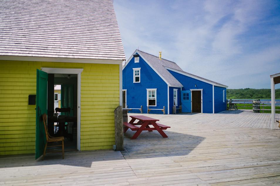 Pays de la Sagouine, road trip en Acadie, Nouveau Brunswick