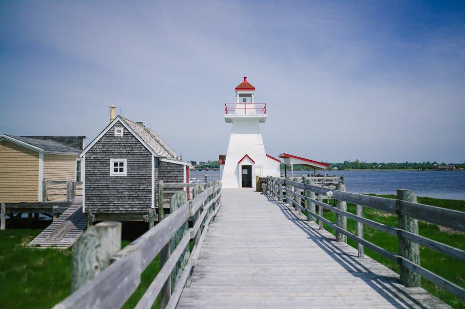 Road trip en Acadie, Nouveau Brunswick