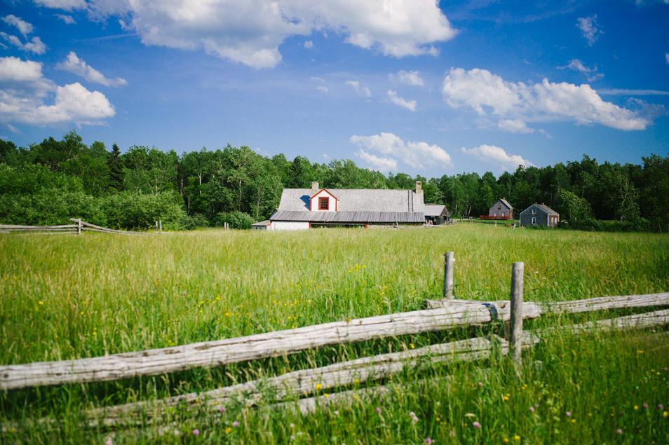 Village Historique Acadien, road trip en Acadie, Nouveau Brunswick