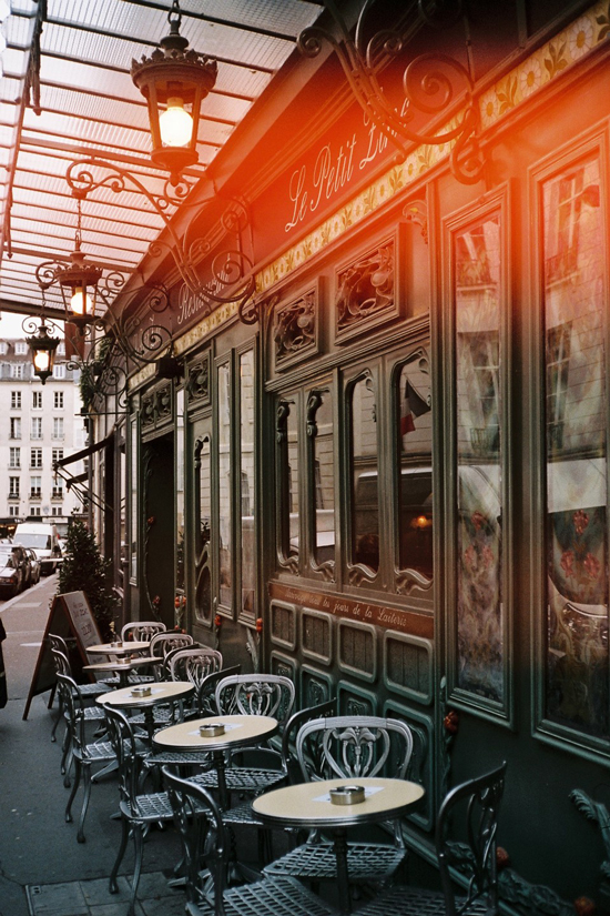 Photo de rue Paris