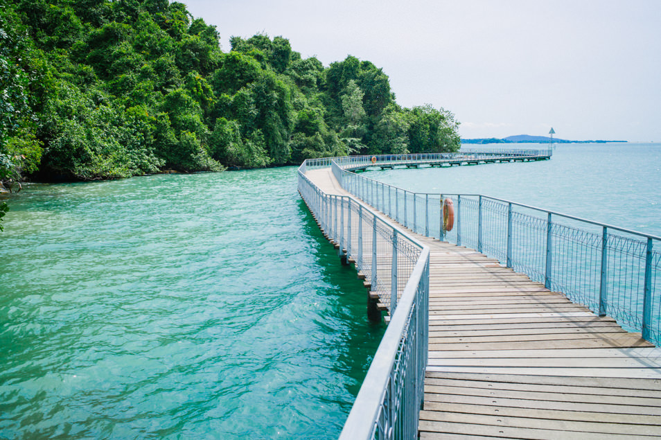 Singapour - Pulau Ubin