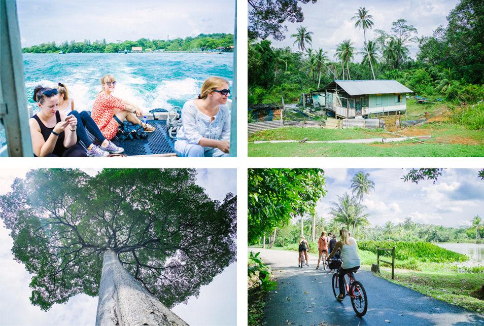 Visiter Singapour - Pulau Ubin