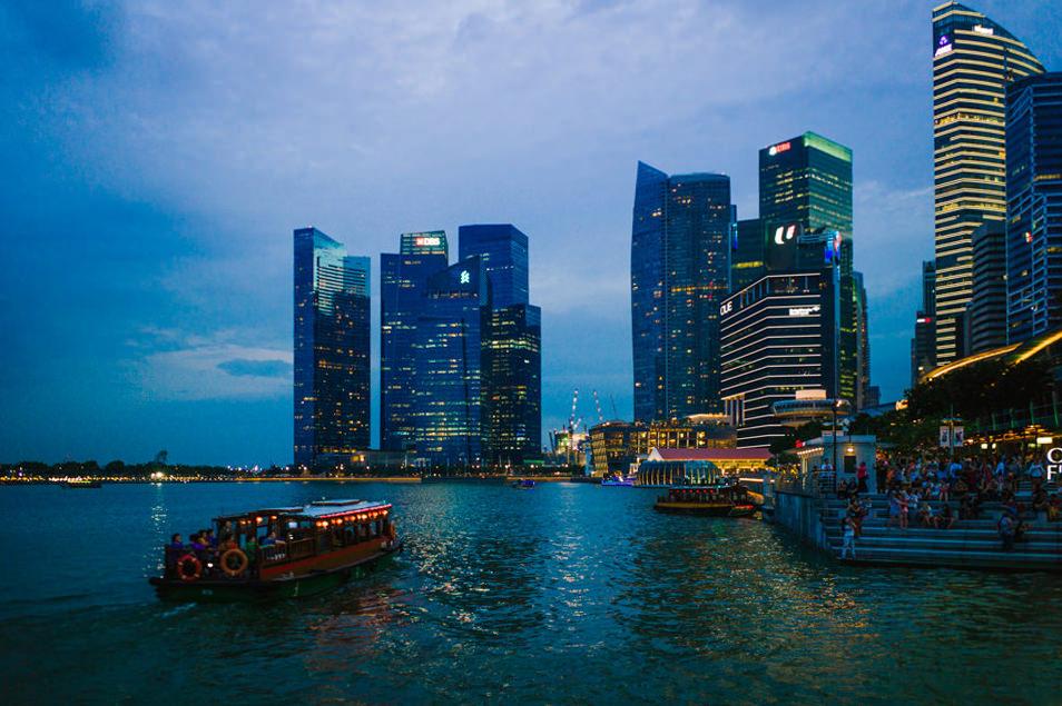 Visiter Singapour - Croisière en bateau