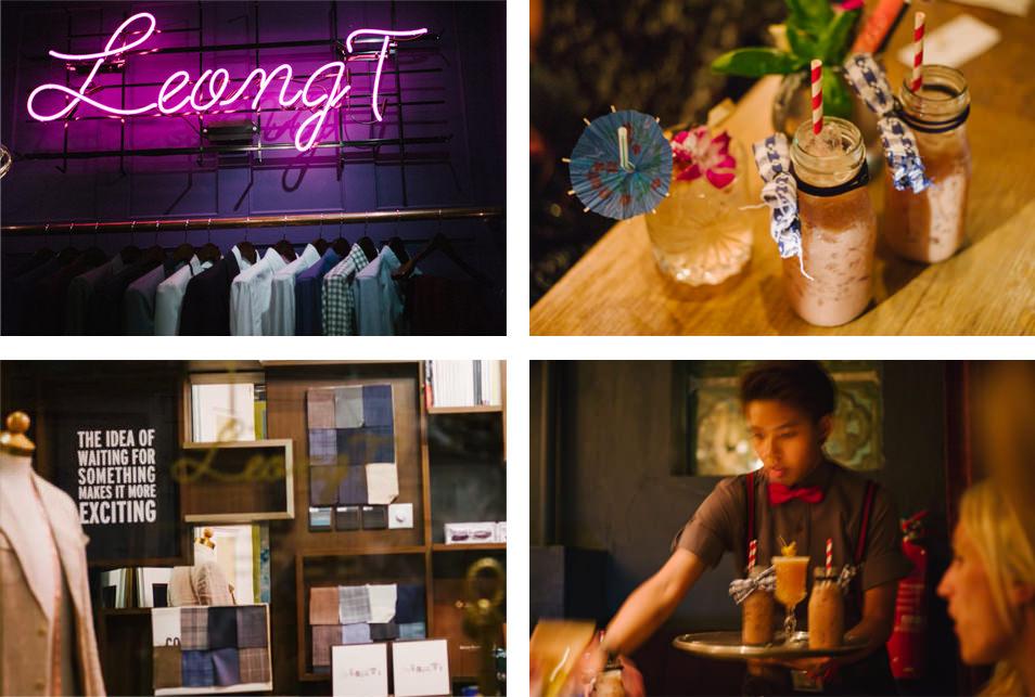 Visiter Singapour - Leong T