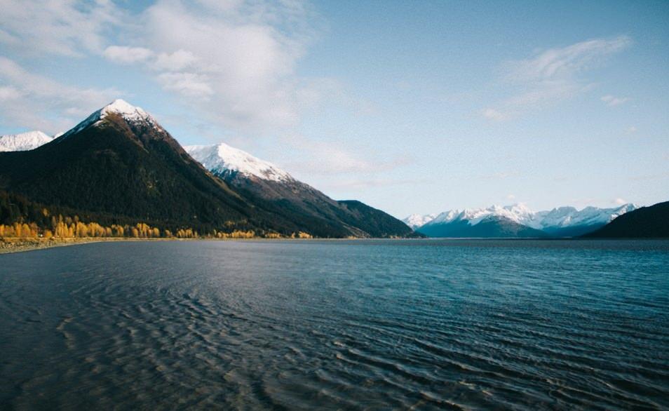 Road trip en Alaska