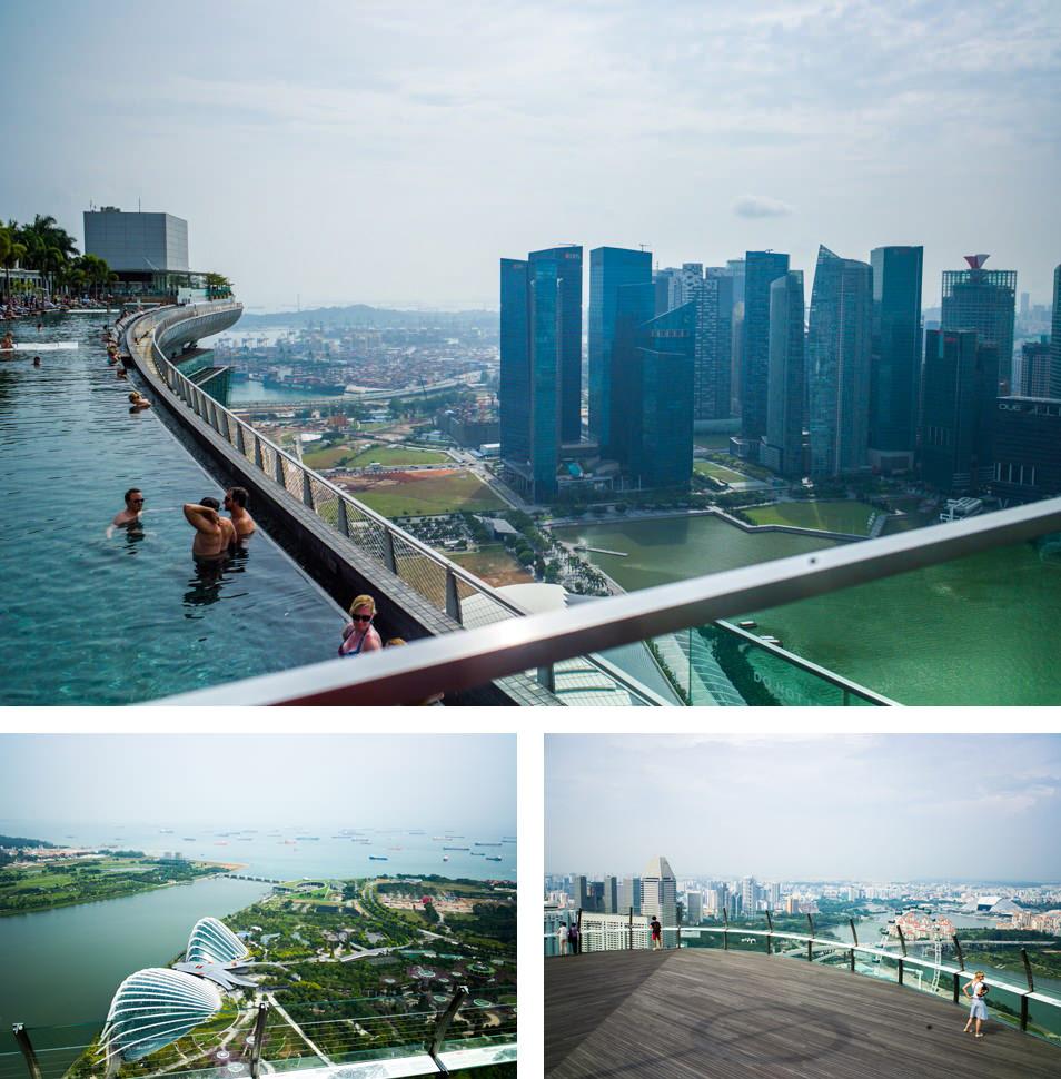 Visiter Singapour - Marina Bay