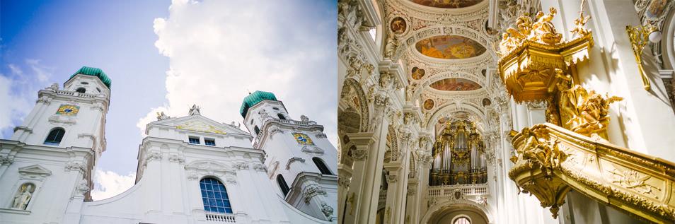 Orgue - Passau, Bavière