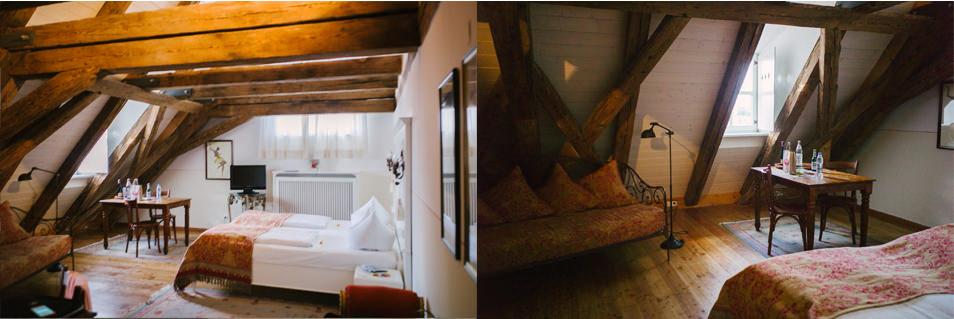 Ratisbonne, hotel Orphée
