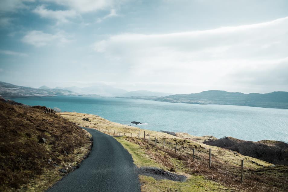 Road trip Ecosse, île de Mull