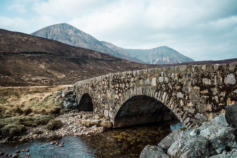 Road trip Skye, Black Cuillin