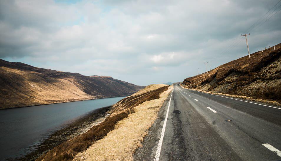 Road trip Skye, Ecosse