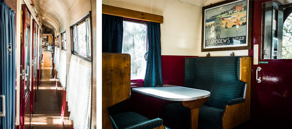 Road trip Ecosse, Glenfinnan sleeping car